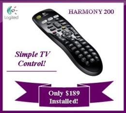 universal remote harmony 200