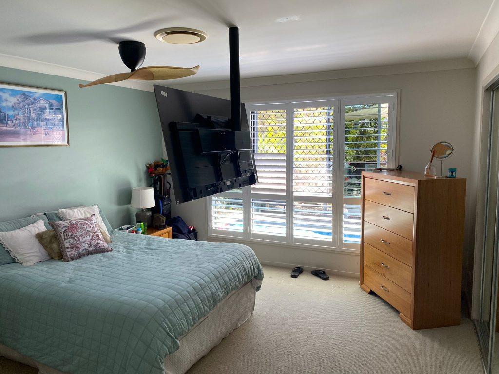ceiling tv mounts